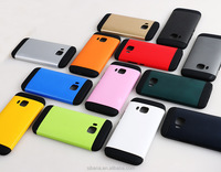 For samsung galaxy s4 mini hard PC slim armor back cover phone case pure with ribbon case for samsung galaxy s3 mini