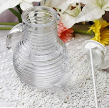 glass set, glass water pot and cup, glass water jug with lid China manufacturer wholesale