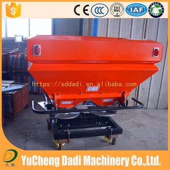 Best quanlity CDR-600 series fertilizer spreader