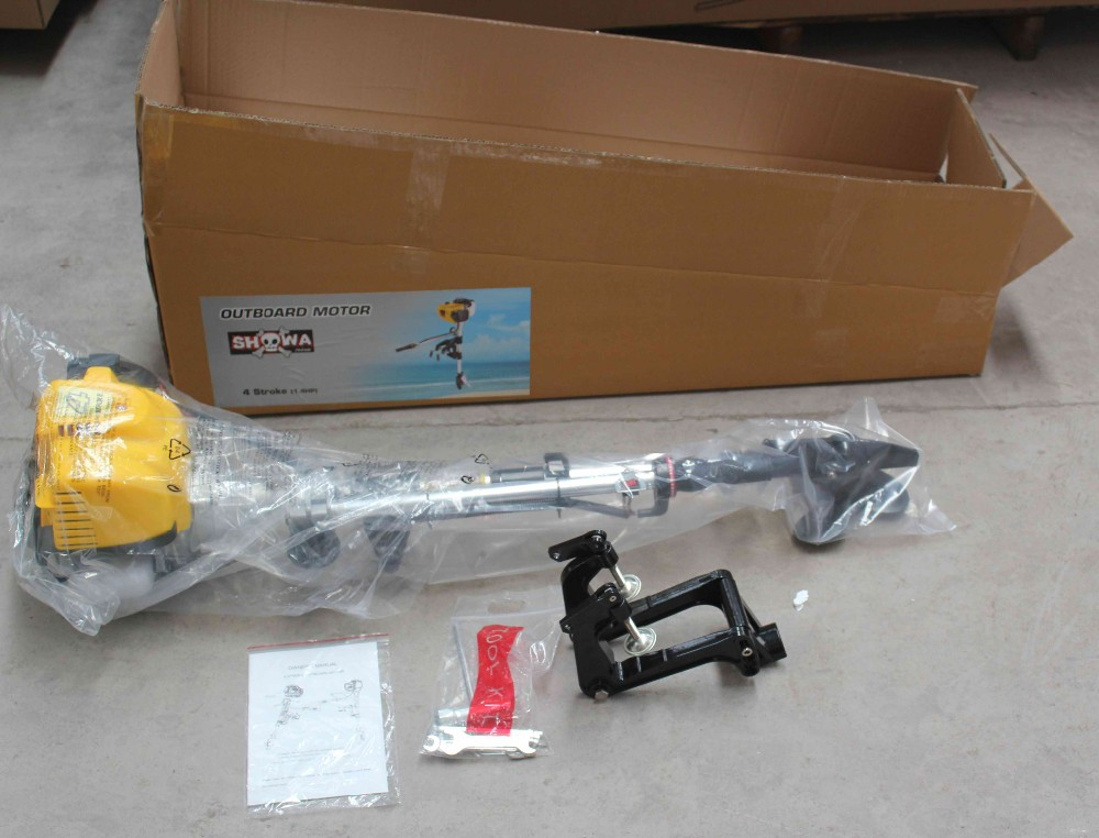 4 Stoke Outboard Motor And Gasoline Outboard Motor