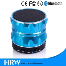 Stainless Steel Autobot Megatron Speakers Tiny Waist Bluetooth Speakers for Cellphone/Laptop