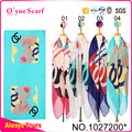 Boutique-High Quality Viscos Printed wholesale Fashion Scarf