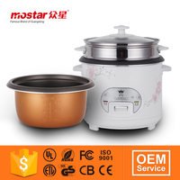 Kitchen appliance electric Al inner pot 20l rice cooker