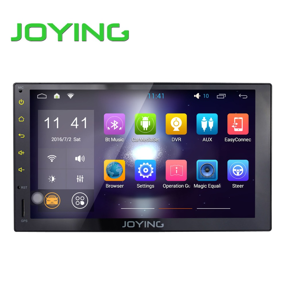 JOYING best price Touch Screen android 5.1 car dvd player dvd/ced/mp3/mp4/bluetooth/ipod/radio/tv/gps/3g