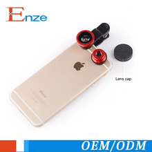 Enze phone accessories camera lens/ fisheye lens for phone/ camera lens for phone