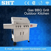 High-Quality Factory Wholesale Gas Chicken Grill Machine