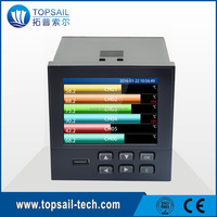 Multi Way Digital Chart Recorder Data
