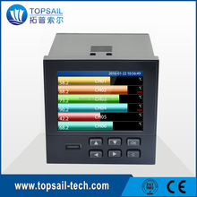 Multi way Digital chart recorder data recorder