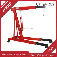 portable mobile crane mini crane 500kg
