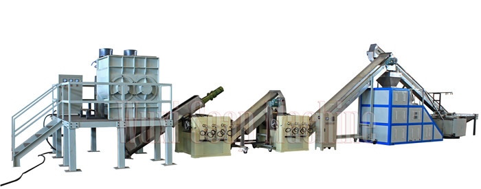 bar soap making machine for sale with good quality from Wuxi Soap Machine