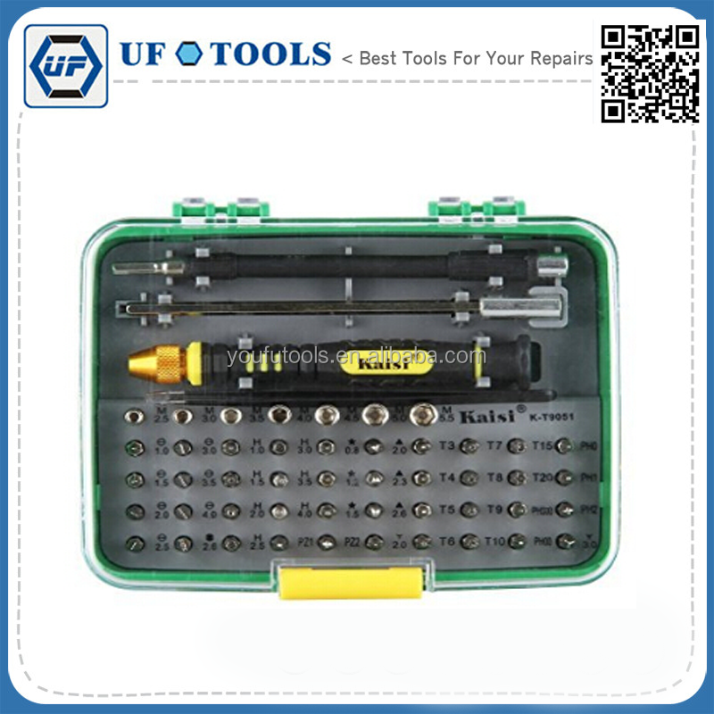 51-in-1 Repair Tool Kit Screwdrivers For Smartphone & Computer Laptop/Macbook/Xbox