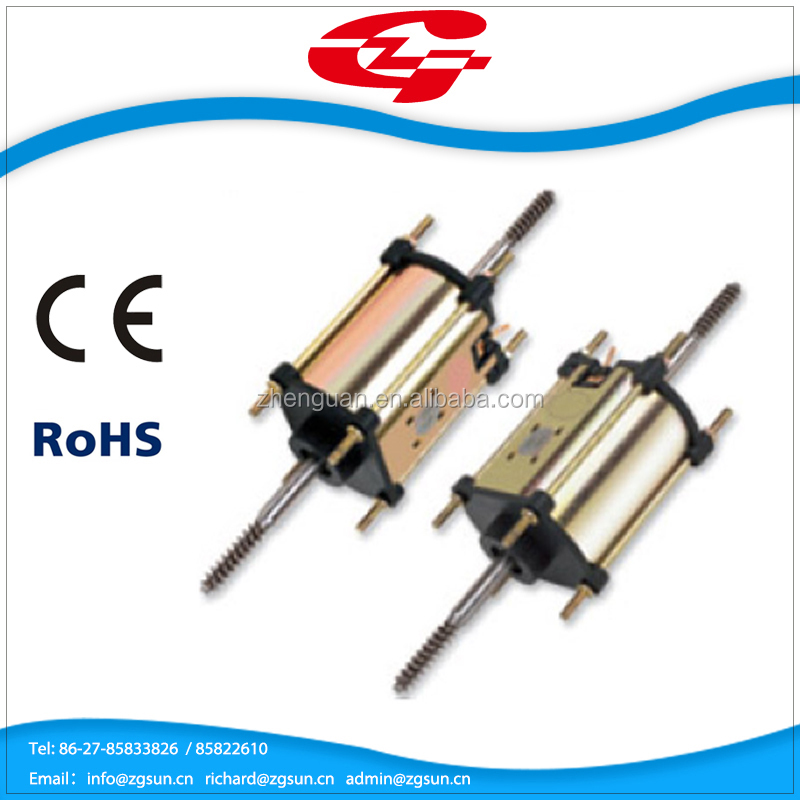 High voltage Dual-shaft dc motor used for massager ZYT55B