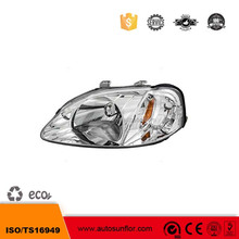 OE 33151-S01-A02 33101-S01-A02 CAR Headlight Headlamp for civic 1999- 2000