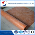 250g PP PE PP shower waterproof sheet membrane