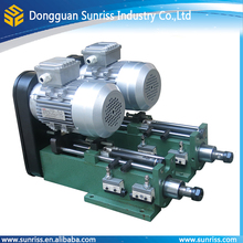 parallel horizontal drilling machine head