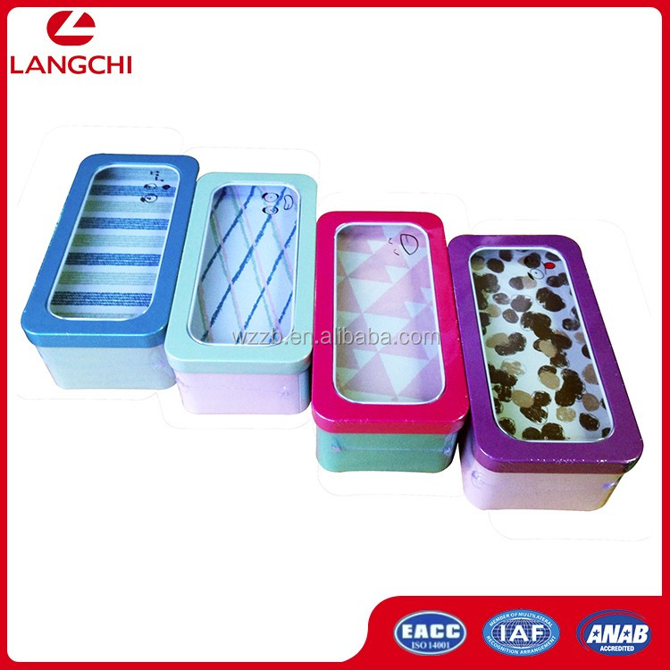 Hot Sale Small Empty ,Gifts Tin Box ,For Jewelry Package
