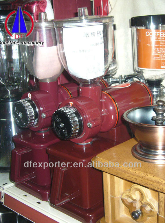 Electric cocoa bean grinder/ coffee grinding machine