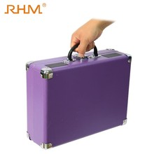 RHM portable suitcase modern bluetooth gramophone record player with TF