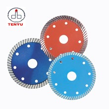 Jiangsu danyang hot press turbo diamond saw blades