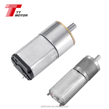 China Manufacturer mini dc geared motor