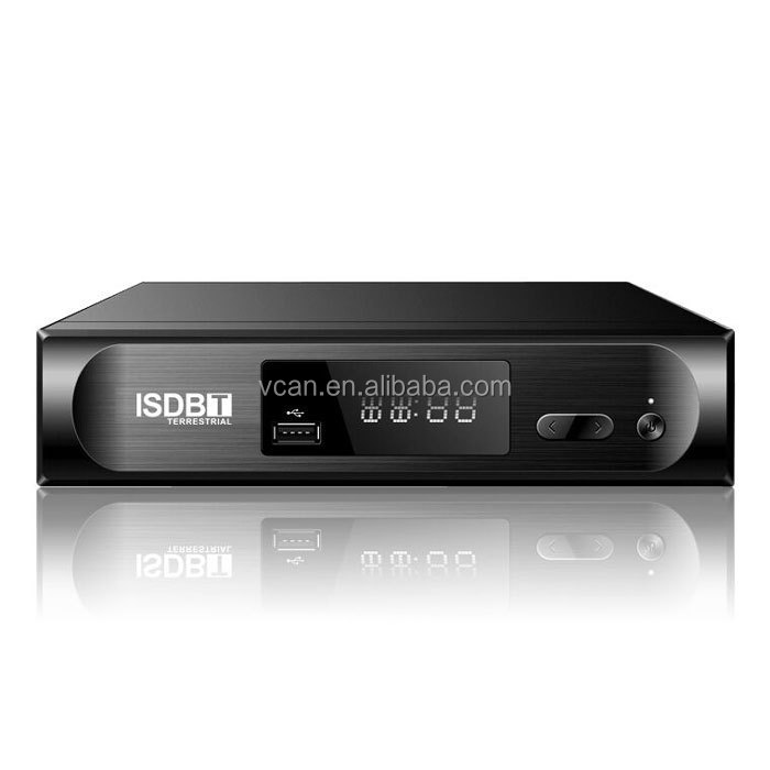 VCAN1046 indoor ISDB-T hd Digital TV Terrestrial Receiver MPEG-4 full segment for Philippines