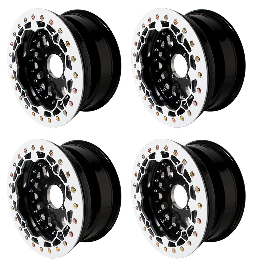 YFZ450 YFZ450R 14x8 4/137 Rear Beadlock Wheels for YAMAHA ATV