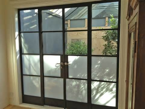 Bedroom kitchen frosted glass interior french doors buy Interior french doors with frosted glass