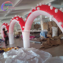 durable outdoor inflatable christmas arches for decoration