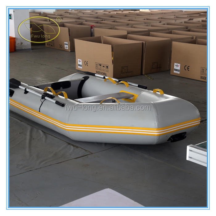 Wholesale various size durable inflatable fishing boat ,fish hunter inflatable boat