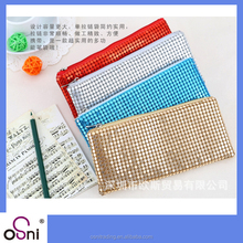 promotional advertising and gift Creative aluminum cool pencil bag