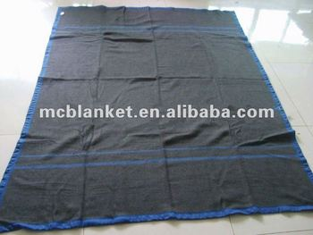 army brushed cotton blanket