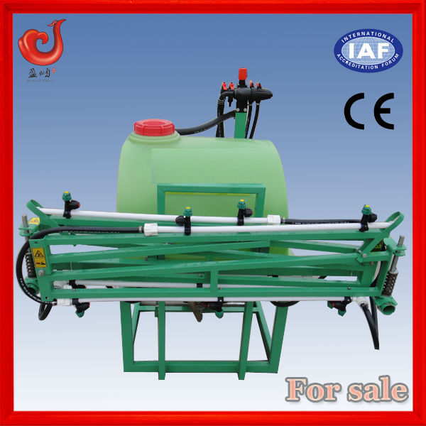 250-800 liter fertilizer equipment tractor boom farm sprayers