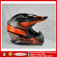 KTM01 Best sell DOT KTM Newest helmet motorcycle Professional Motor Cross Helmet Motorcycle Helmet
