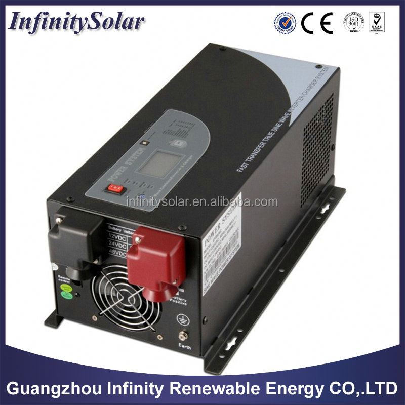 1000W Watts 3000VA(peak) 12v to 220v Power Inverter+Charger & UPS For Solar/Wind