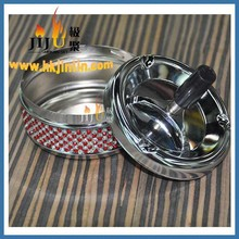 JL-028S Yiwu Jiju Colored Glass Ashtray, Mini Camel Ashtray