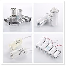 Factor Correction Capacitors for Lighting, Oiled Filled Capacitors