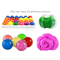 6 colors 30 grams special ball shape thinking putty