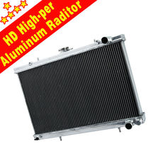 Alumium Alloy Auto CAR Radiator For TOYOTA AE86 COROLLA AE86 4AGE GTS 83-87