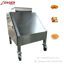 Almond Dicing Pistachio Cashew Nut Chopping Peanut Crushing Machine Groundnut Kernel Cutting Machine for Sale
