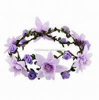 hot sale high quality india flower garland decoration