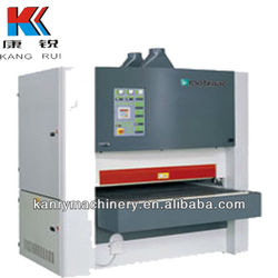 Ply wood wide belt sander polishing machine