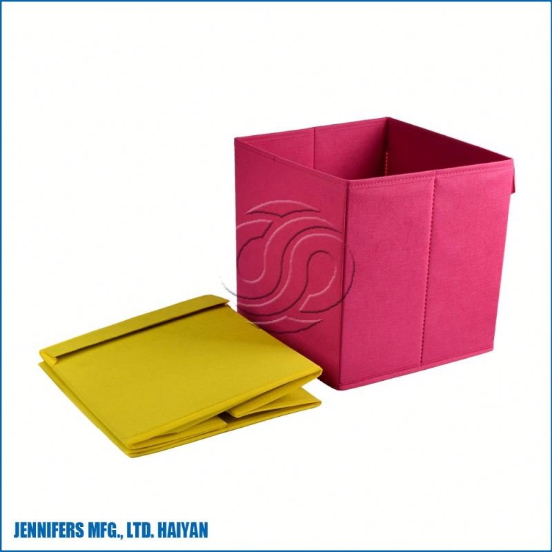 Wholesale home cube storage box