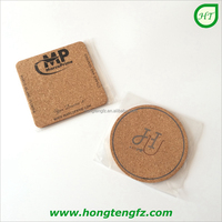 Wholesale cup mat pad table protector/ advertising custom beer coaster for bar/ hot sales beverage coaster