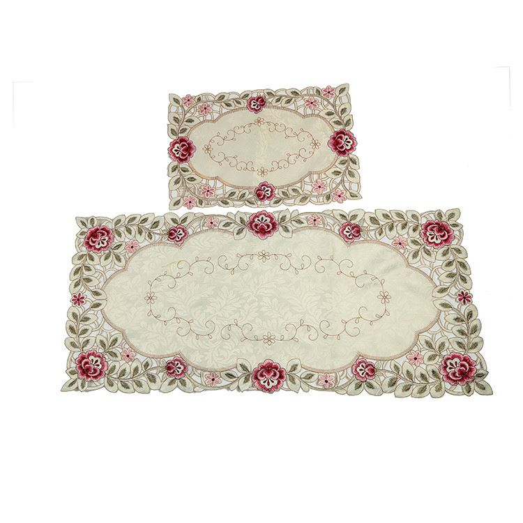 New products many colors quietly elegant kitchen dining table mat