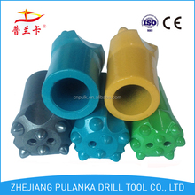 30mm 4,5,6,7,8 buttons 7/11/12 degree tapered piling drill bit