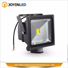 30W IP65 waterproof outdoor PIR motion sensor led flood light