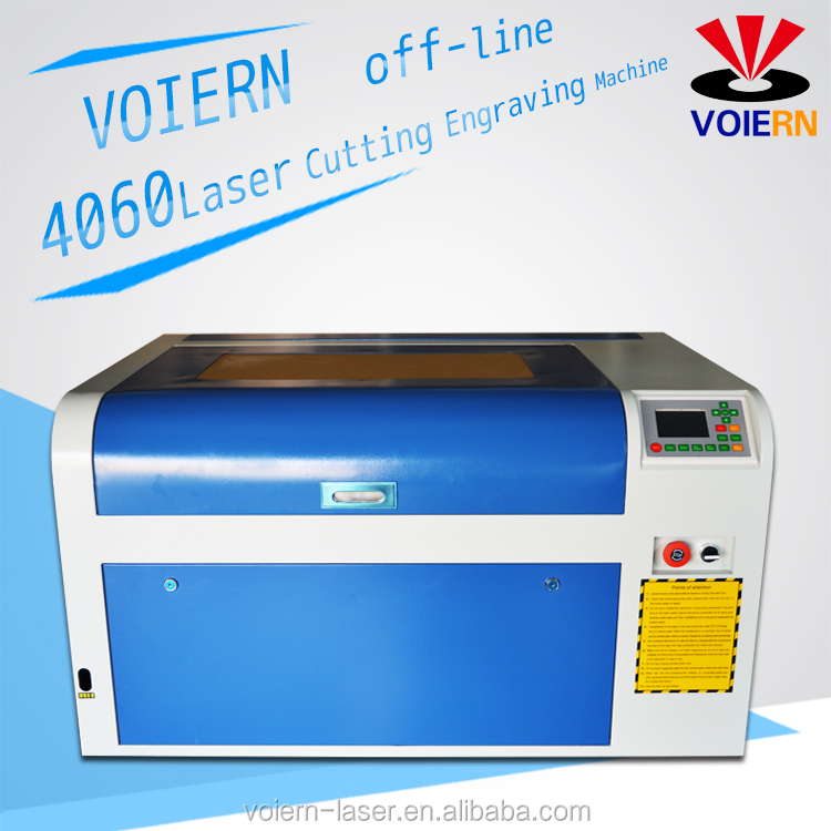Wholesale!!!WR-4060 50W Factory price laser cutter 1060 laser cutting machine / 80w co2 laser engraving machine