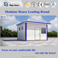 factories modern luxury export low cost best price steel small modular modular prefab house