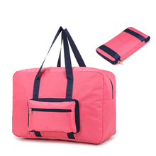 lightweight Nylon Foldable smart travel bags woman