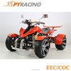 FOUR WHEELS MOTORCYCLE ON ROAD LEGAL 250cc Spyracing New 250cc Four Wheel Bicycle
